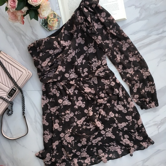 971a7f633c060 For Love And Lemons Dresses   Skirts - NWOT🍋For Love Lemons Theo One  Shoulder Mini